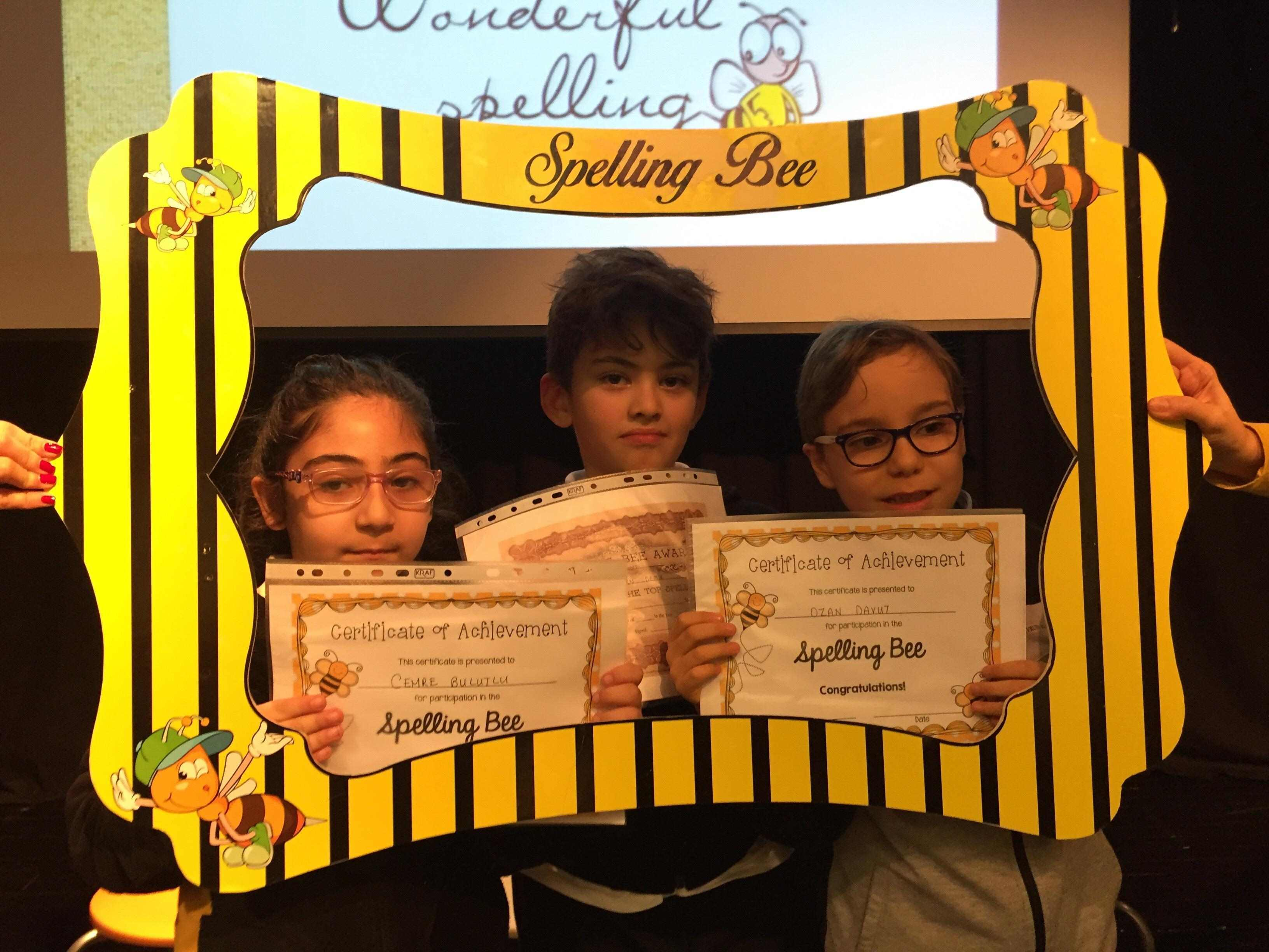 2nd Grade Spelling Bee Contest